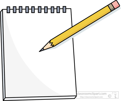 Notebook Clipart - Clipart Suggest