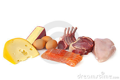 Protein Foods Clipart
