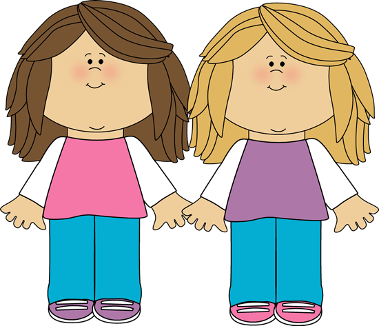 Clip Art Sister Clipart secret sister clipart kid sisters two one with brown hair and another sister