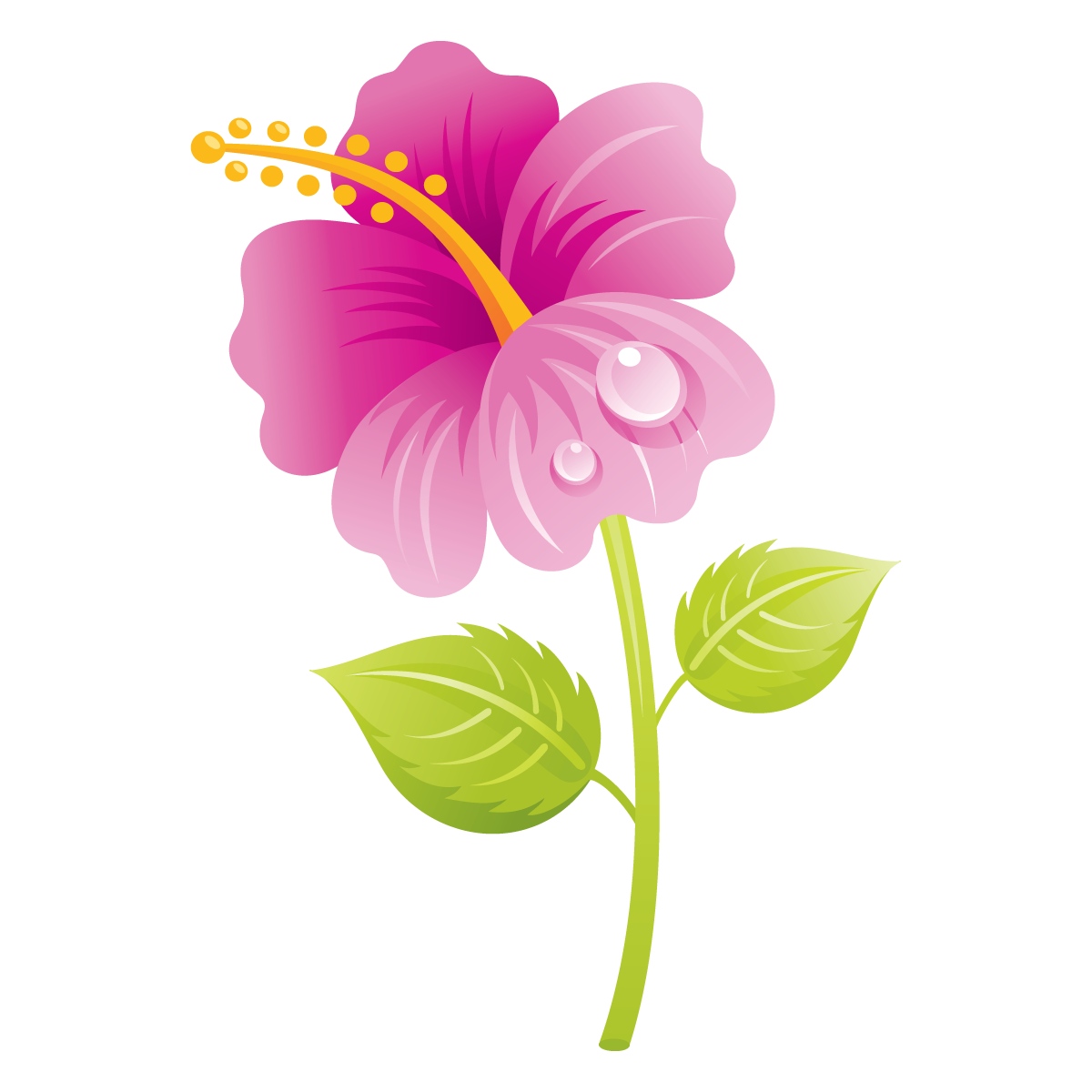 Flower Clipart - Clipart Kid