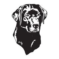 Pin Black-lab-clipart on Pinterest