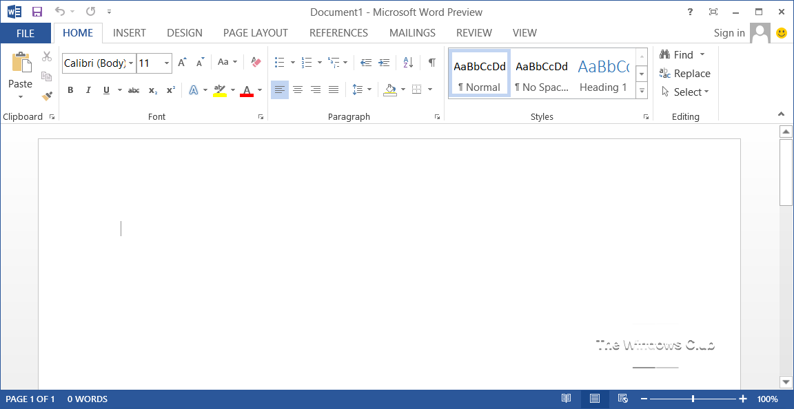 New Features In Microsoft Office 2013  Screenshots Included