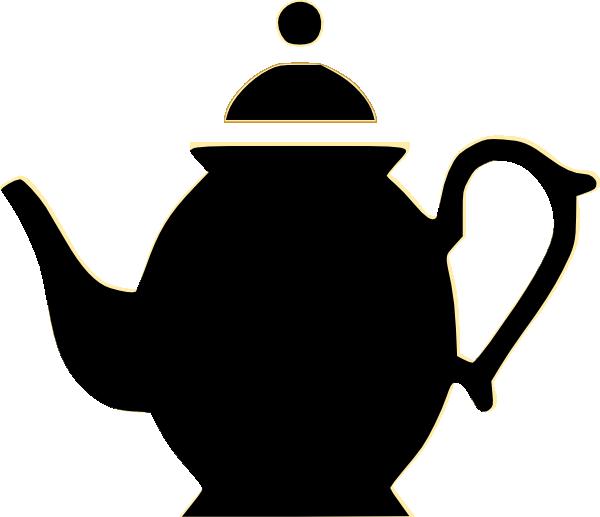 Tea Pot Clipart - Clipart Kid