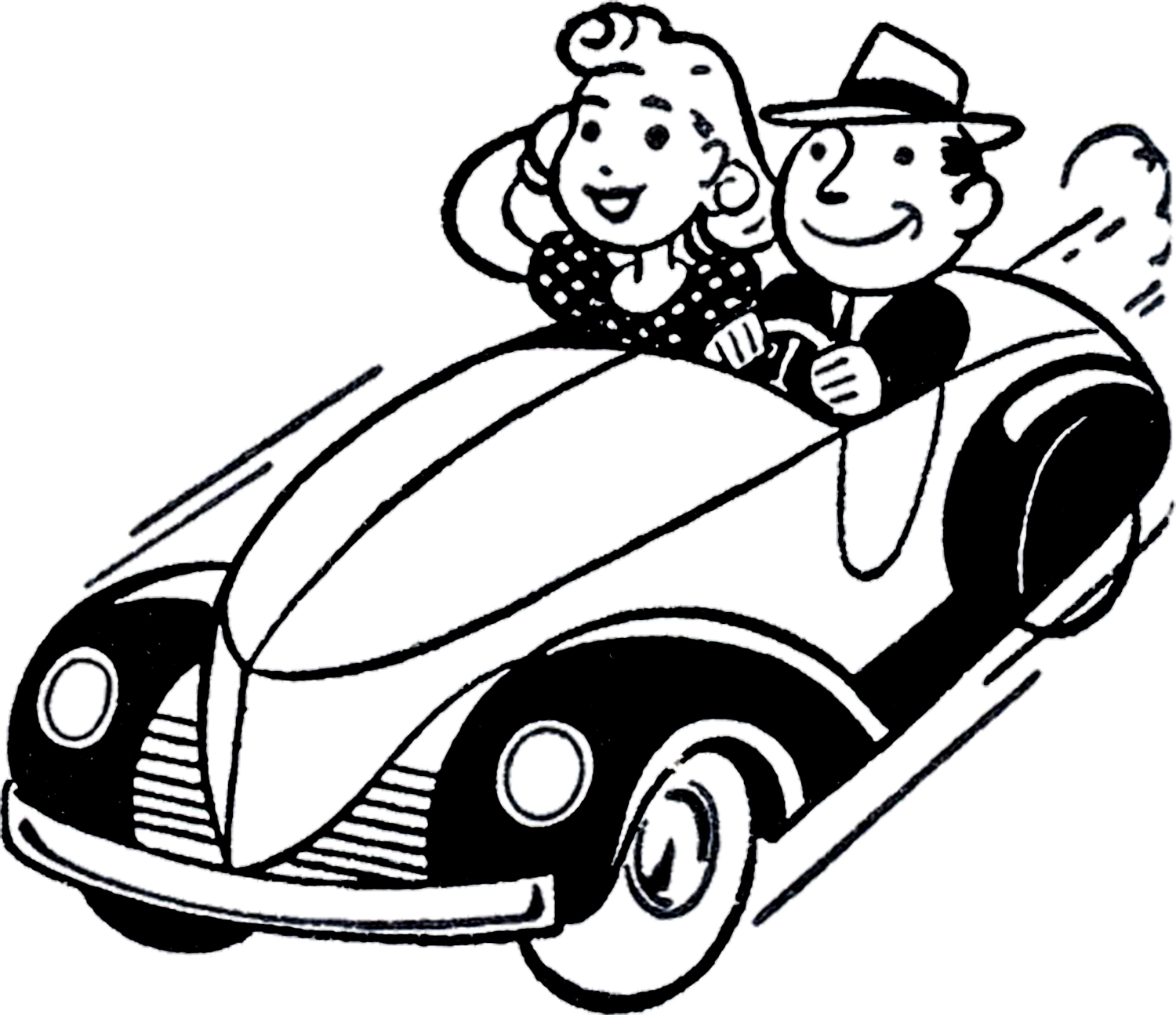 50 S Car Back Clipart - Clipart Kid