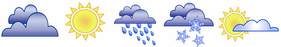Weather Clip Art  Weather