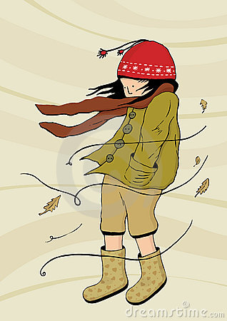 Windy Weather Clipart Walking Windy Weather 8482976 Jpg