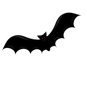 Bat Clip Art Images Bat Stock Photos   Clipart Bat Pictures