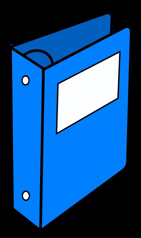 Binder Clip Clipart - Clipart Kid