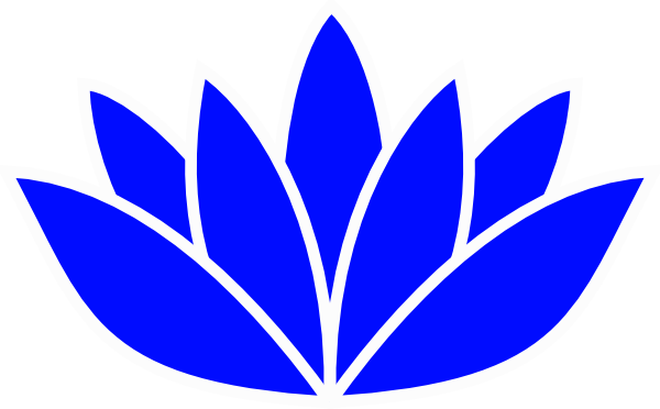 Lotus Flower Clipart - Synkee