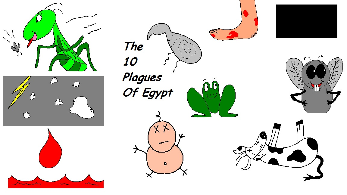 Church House Collection Blog  The 10 Plagues Of Egypt Sunday School
