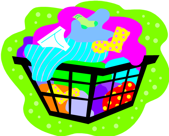 Clothes Away Clipart - Clipart Kid