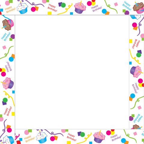 Birthday Borders And Frames For Adults Images & Pictures - Becuo