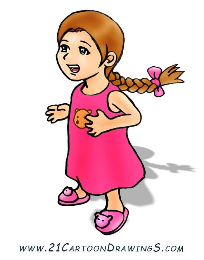 College Girls Clipart - Clipart Kid