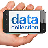 Data Collection Stock Illustrations   Gograph