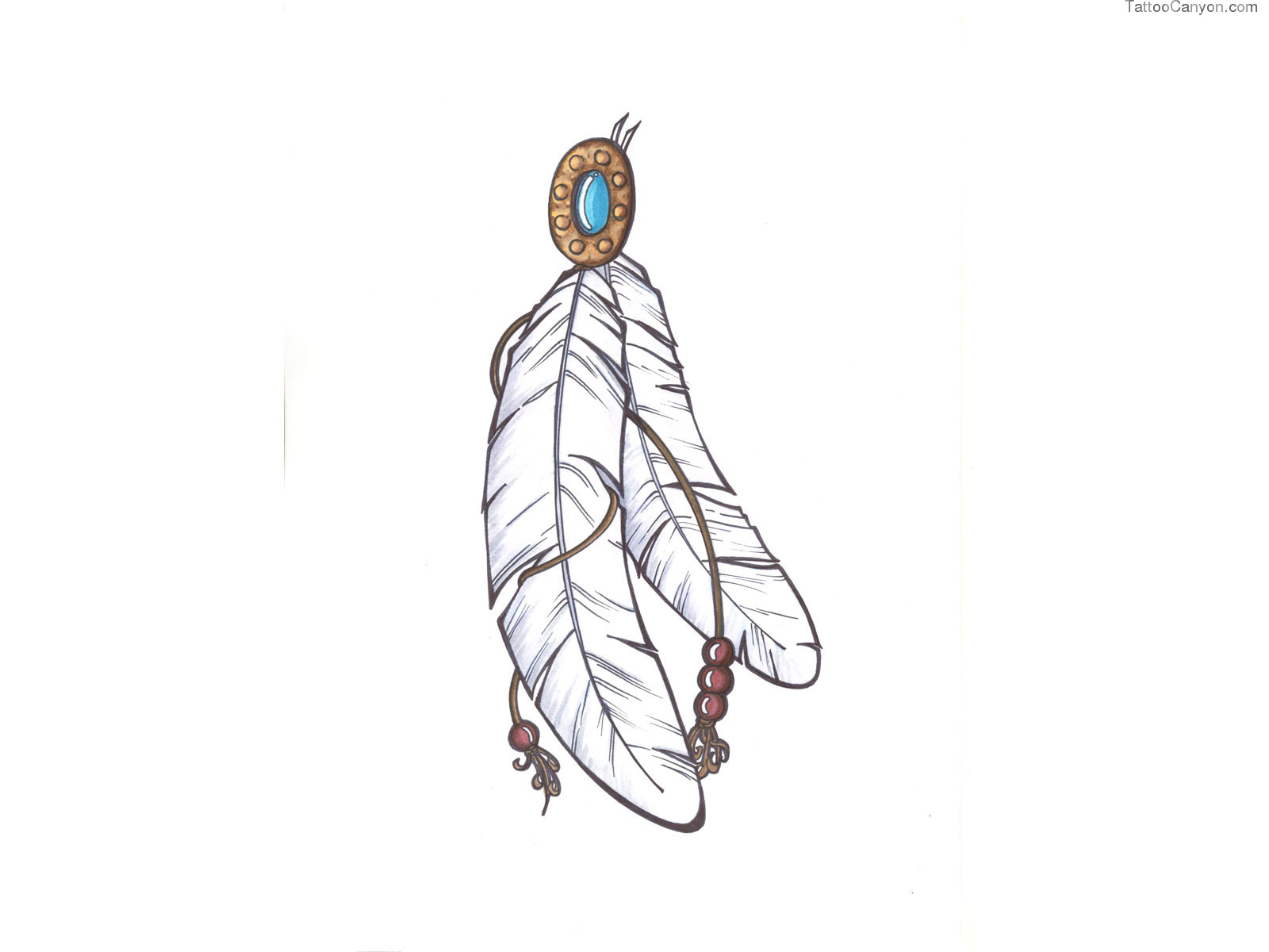 Indian Tribal Feather Outline Clipart - Clipart Suggest