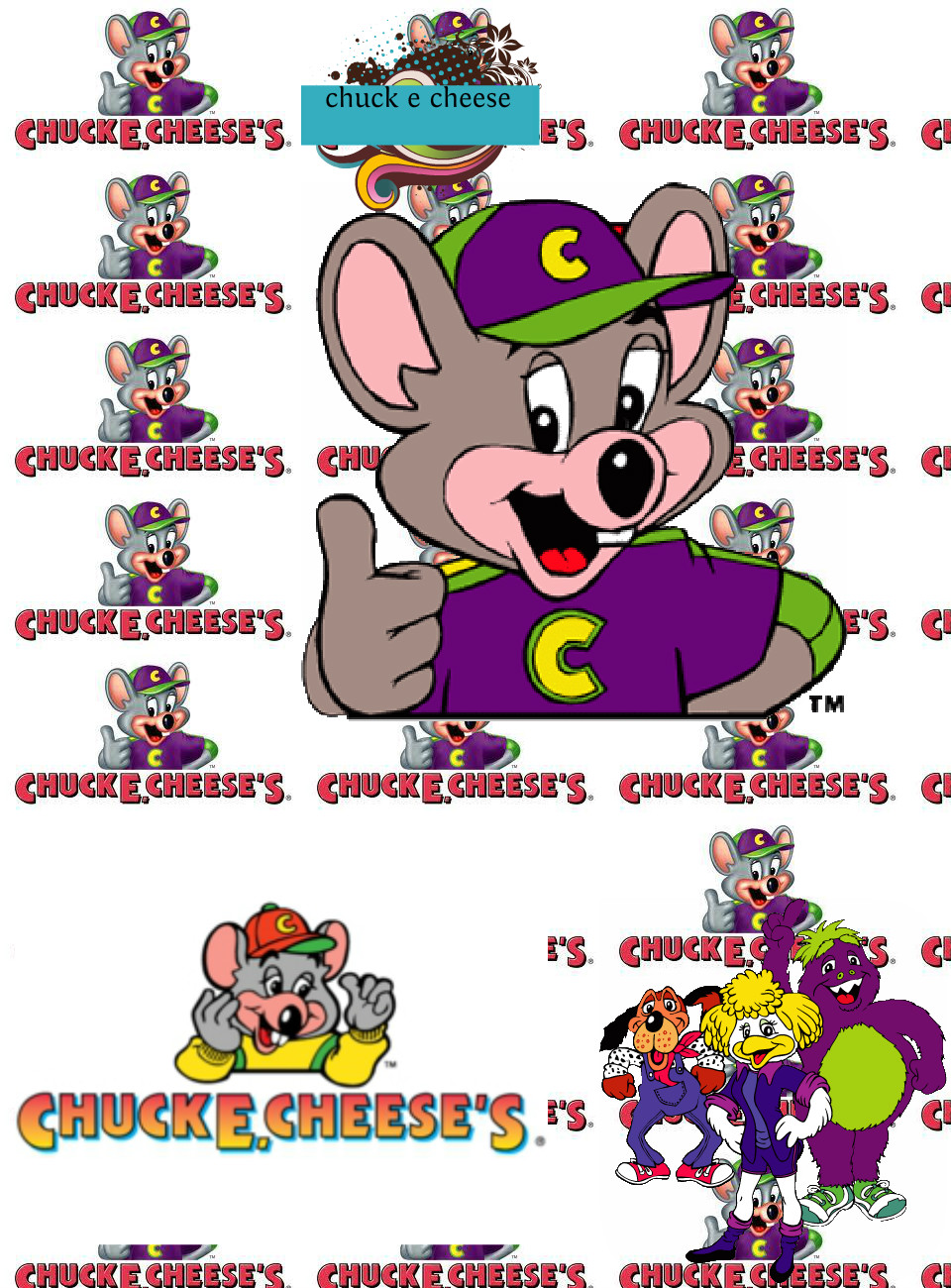 Displaying 19  Images For   Chuck E Cheese Tickets Clipart
