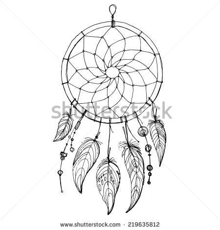 Dreamcatcher Feathers And