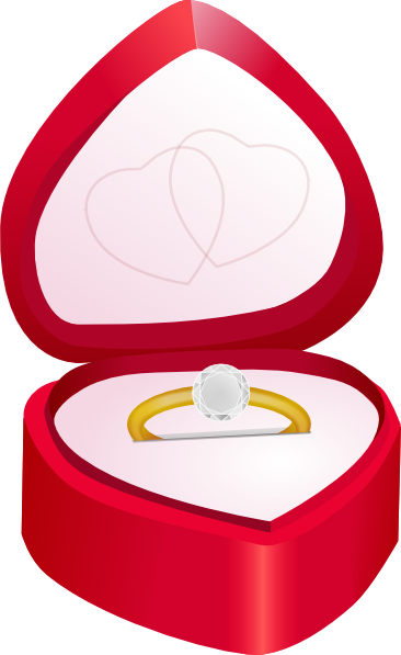 Engagement Ring Clip Art At Clker Com   Vector Clip Art Online
