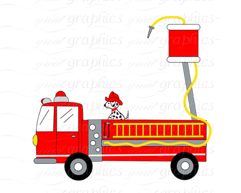 Firefighter Clipart - Clipart Kid