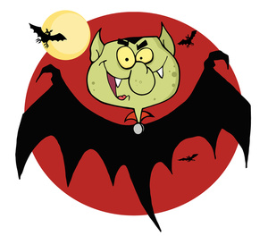Golden Pictures  Vampire Bat Cartoon