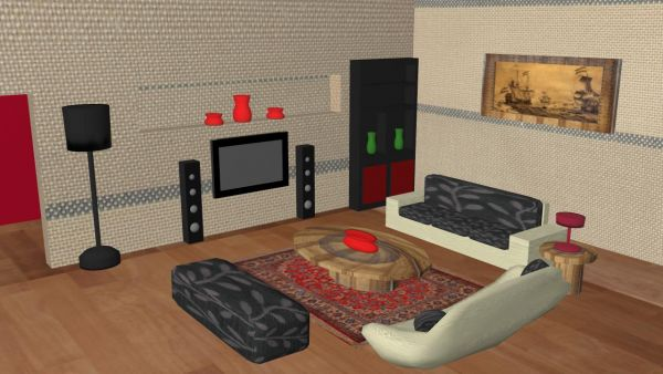 clipart living room - photo #42