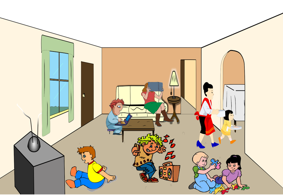 Living Room   Free Images At Clker Com   Vector Clip Art Online