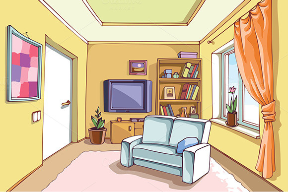 Living room clip art joy studio design gallery best design for Living room clipart