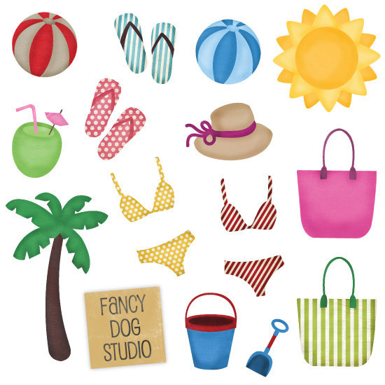 There Is 53 Beach Fancy Free Cliparts All Used For Free