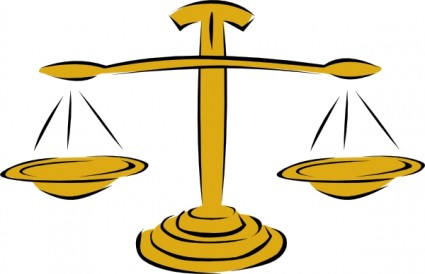 Balance Weighing Scale Clip Art