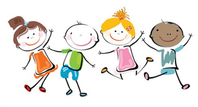 Happy Students Clipart - Clipart Kid