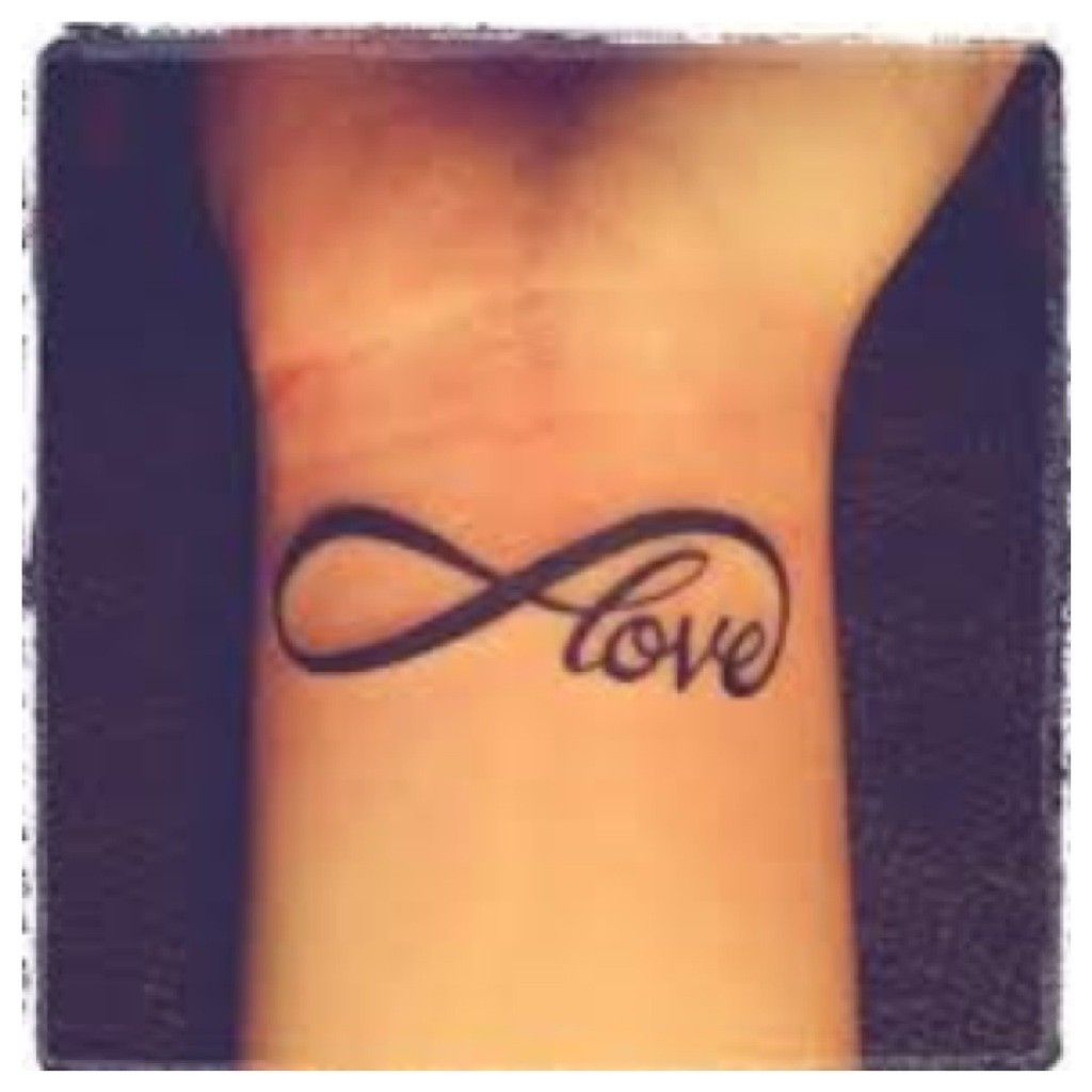 Infinity Love Symbol Clipart - Clipart Suggest