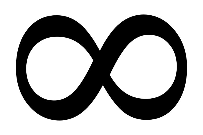 Infinity Symbol   Math Pictures Images   Clip Art
