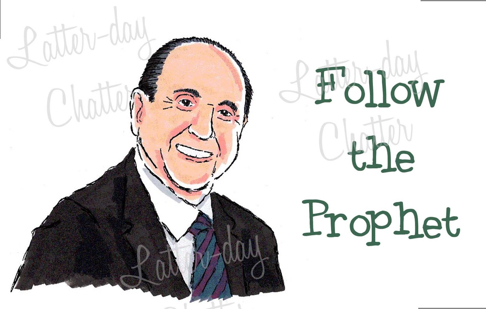 Lds Clipart Prophets Latter Day Pictures