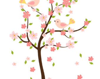 14 Cherry Blossom Tree Clip Art Free Cliparts That You Can Download To
