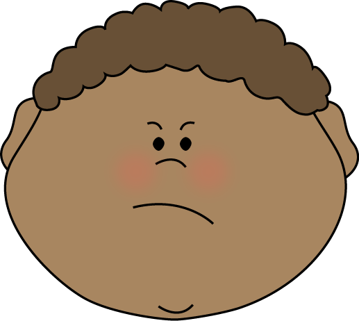 Back   Gallery For   Annoyed Face Clip Art