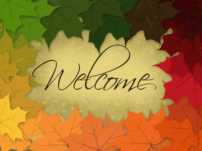 Christian Welcome Clipart Welcome