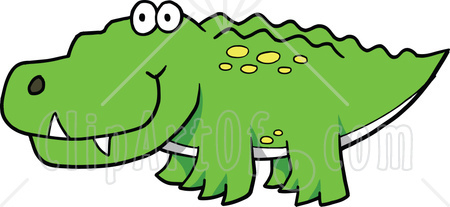 Cute Crocodile Clipart Graphic Illustration   Flickr   Photo Sharing