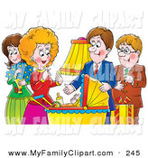 Family Clipart   New Stock Family Designs By Some Of The Best Online
