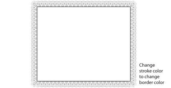 Free Download Certificate Borders   Group Picture Image By Tag