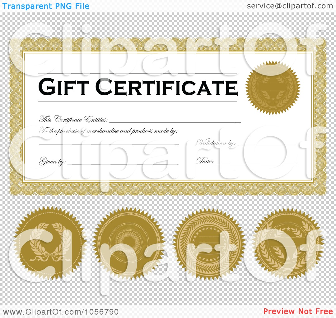 free clipart gift certificate - photo #5