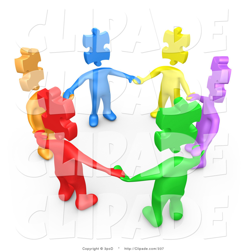 Clip Art Group Of People Clipart - Clipart Kid