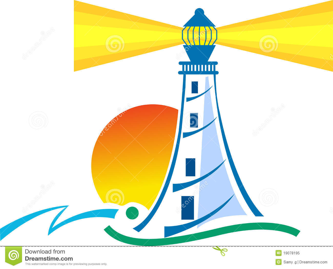 Lighthouse Public-domain Clipart - Clipart Kid