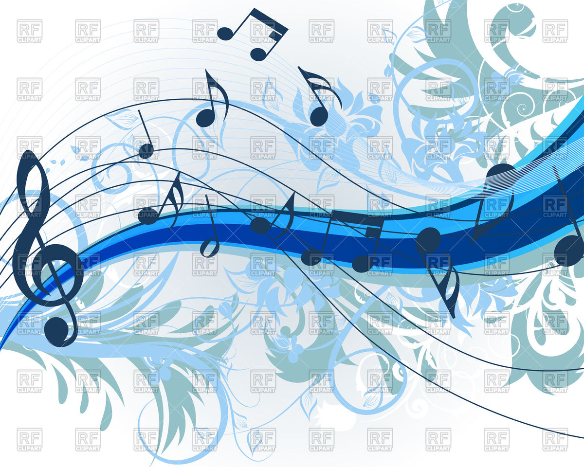 Music Theme Background 89453 Download Royalty Free Vector Clipart