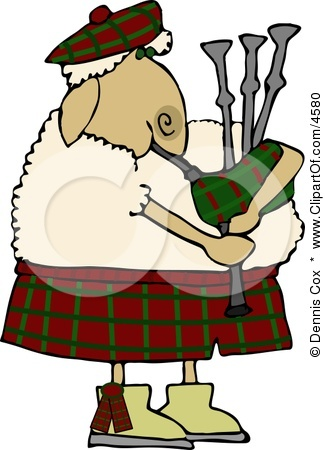 Playing A Bagpipe Clipart   Educational News For Schools   Teachers