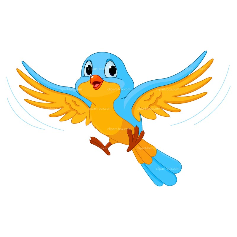Cartoon Bird Clipart - Clipart Suggest