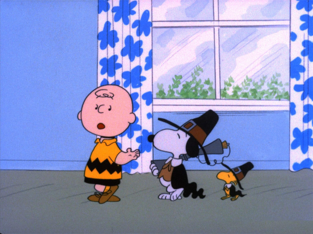 Charlie Brown As He Talks  This Charlie Brown Thanksgiving Wallpaper