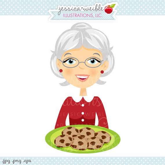 Free Clipart Images Grandma