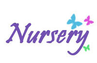 Church Nursery Logo Available For All Services