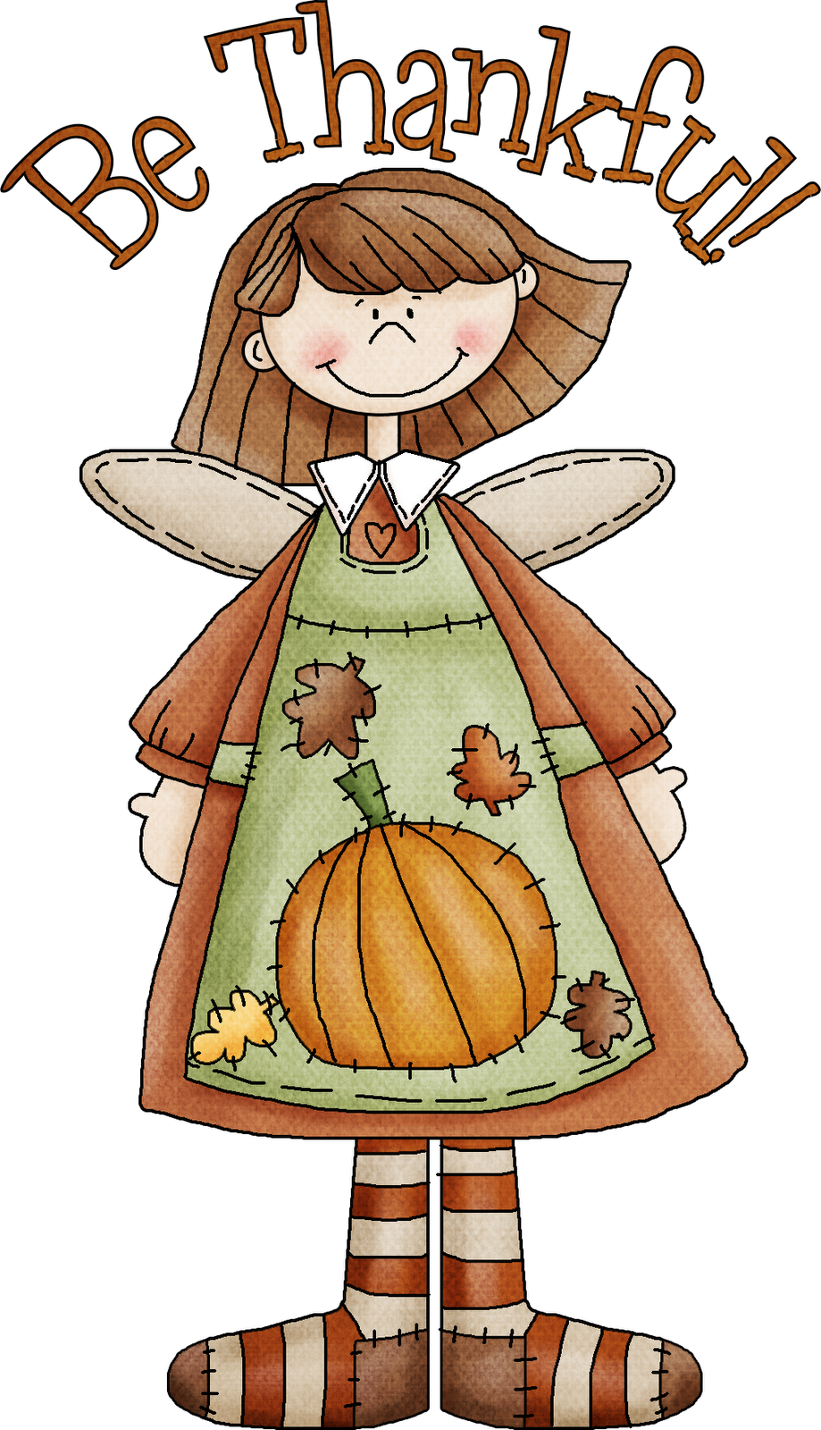 Cute Happy Thanksgiving Clipart Images   Pictures   Becuo