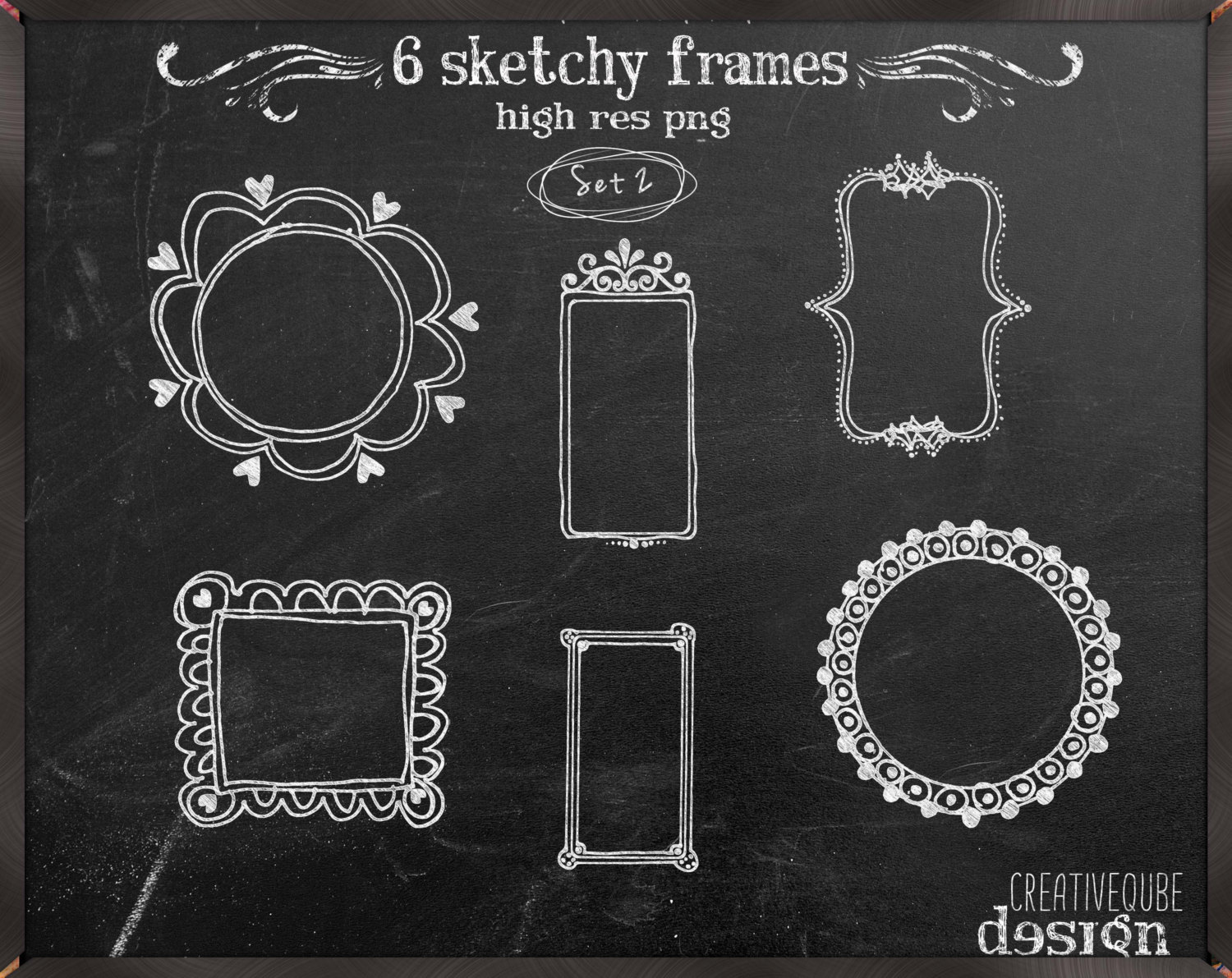 Displaying 18  Images For   Scalloped Circle Border Clip Art